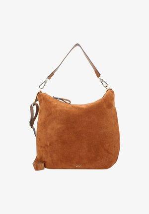 ERNA - Handbag - cuoio