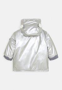 Petit Bateau - COUPE VENT - Winter jacket - argent - 1