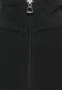 Polo Ralph Lauren - JERSEY QUARTER-ZIP PULLOVER - Sweatshirt - polo black - 2