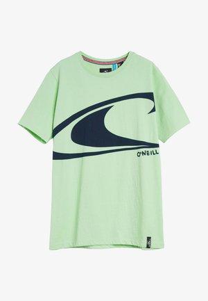 Print T-shirt - spring bud
