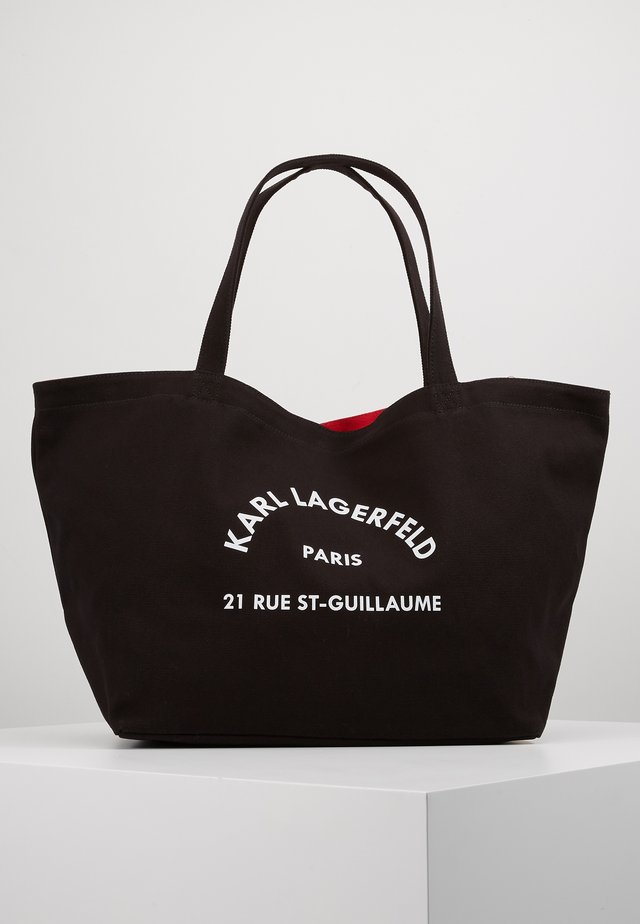 RUE ST GUILLAUME TOTE - Bolso shopping - black