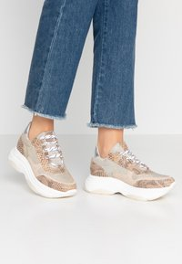 Steven New York - KATRIE - Trainers - silver - 0