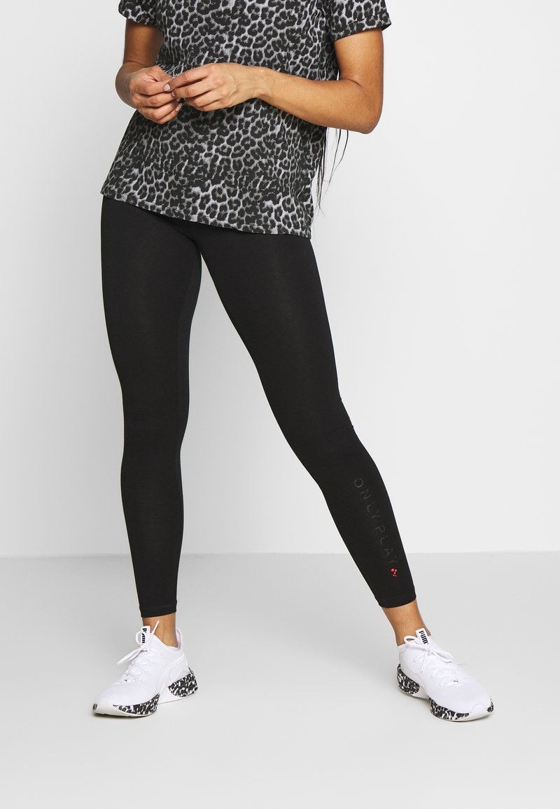 ONLY Play - ONPPERFORMANCE LEGGINGS - Tights - black