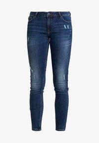 Vero Moda - VMLYDIA - Jeans Skinny Fit - dark blue denim - 4