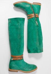 A.S.98 - Laarzen - emerald/natur - 3