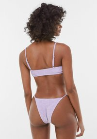 Bershka - Bikini top - mauve - 2