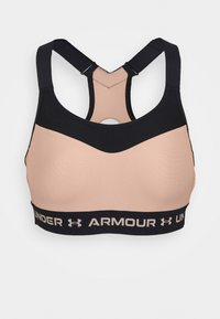 Under Armour - HIGH CROSSBACK BRA - Soutien-gorge de sport - desert rose - 3