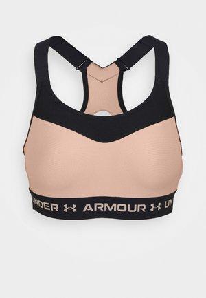 High support sports bra - desert rose