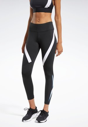 WORKOUT READY VECTOR  - Leggings - black