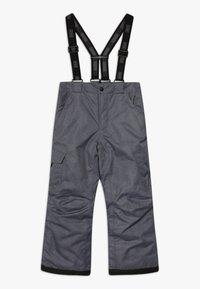 LEGO Wear - LWPOWAI 703 - Zimní kalhoty - grey - 0