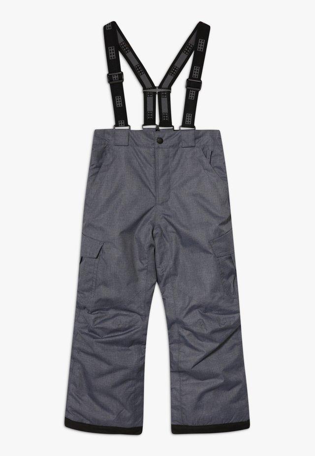 LWPOWAI 703 - Pantalón de nieve - grey