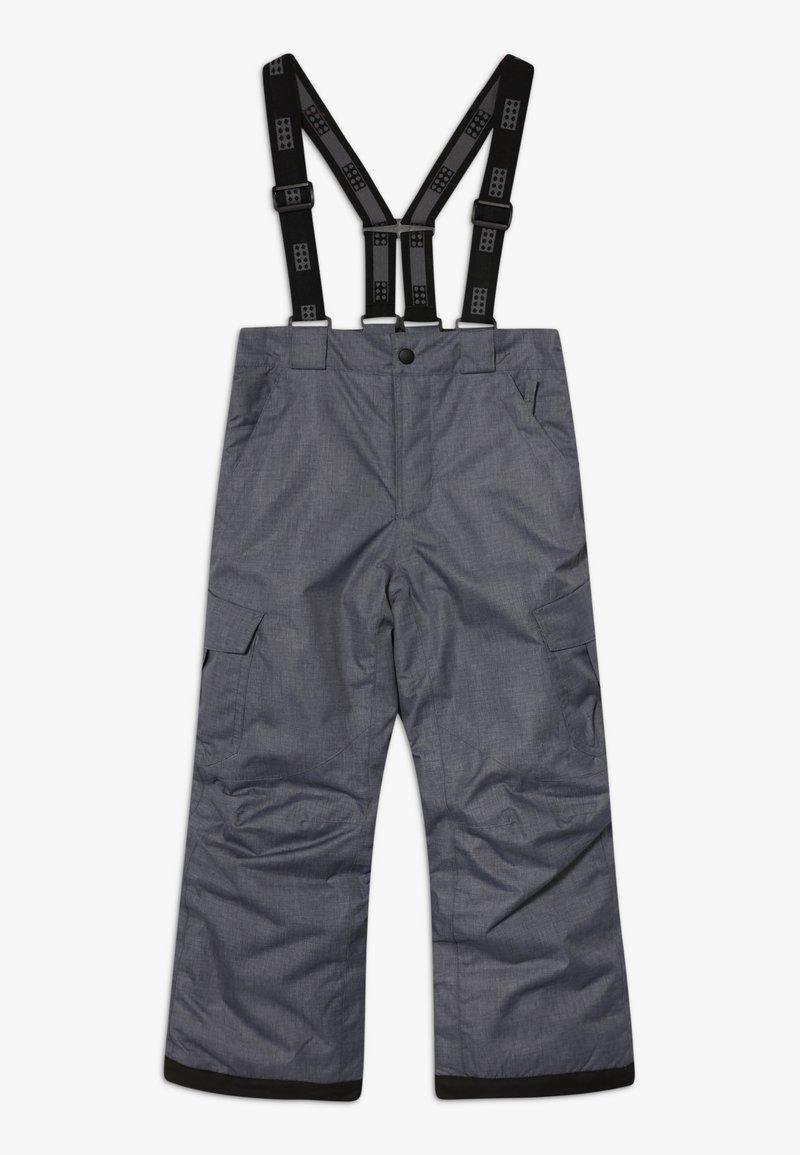 LEGO Wear - LWPOWAI 703 - Zimní kalhoty - grey