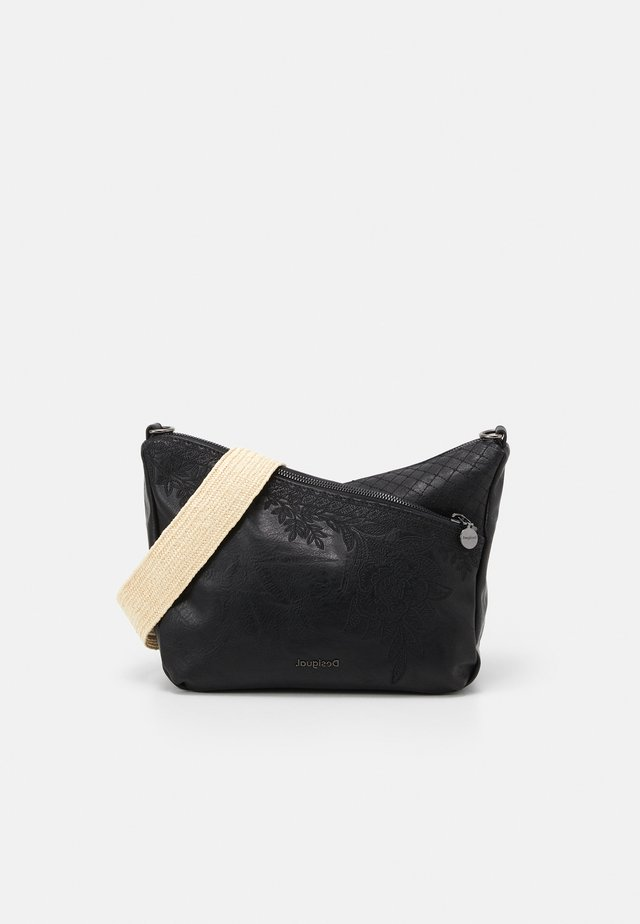 LYRICS HARRY MINI - Across body bag - black