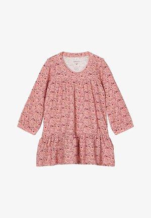 Korte jurk - blush