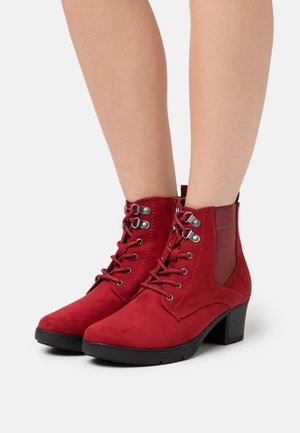 Ankle boots - fire