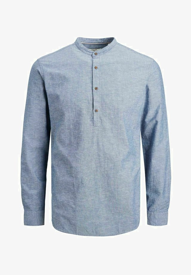 Camisa - faded denim