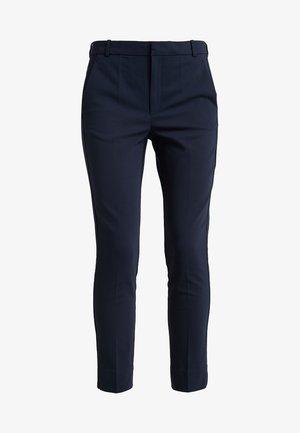 ZELLA PANT - Trousers - marine blue