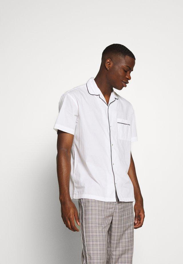 JPRBLAPIPING RESORT - Shirt - white