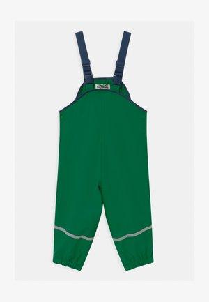 UNISEX - Rain trousers - grün