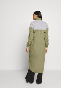 esmé studios - EMMA DRESS - Day dress - dusky green - 2