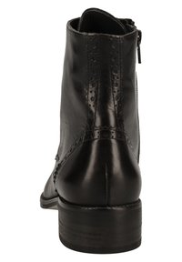Paul Green - Lace-up ankle boots - schwarz 007 - 3
