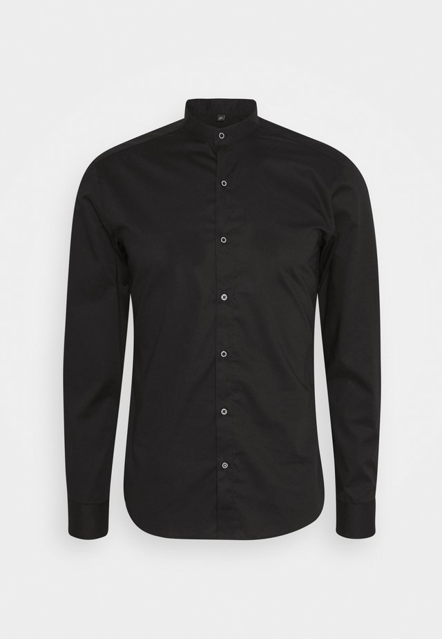 SLIM FIT STEHKRAGEN - Business skjorter - schwarz