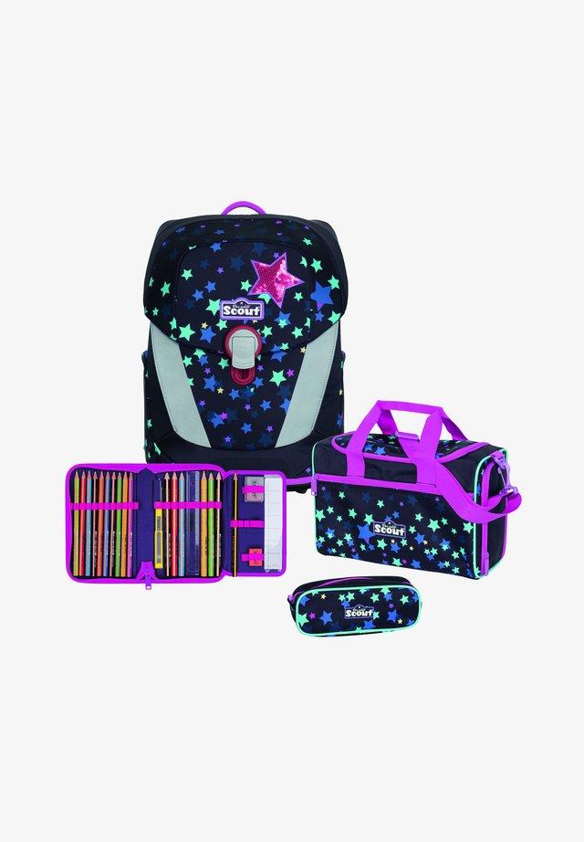 SUNNY II SET - School bag - sweet stars