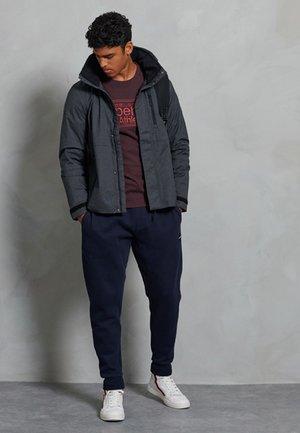 CLASSIC LOGO ATHLETICS - Långärmad tröja - rich deep burgundy