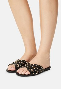 Copenhagen Shoes - NEW MISTY - Ciabattine - black - 0
