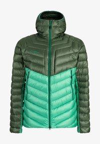 Mammut - BROAD PEAK  - Winter jacket - deep emerald-woods - 7