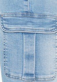 ONLY - ONLMISSOURI LIFE - Straight leg jeans - light blue denim - 5