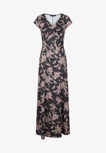 GEMMA  - Maxi šaty - dark purple