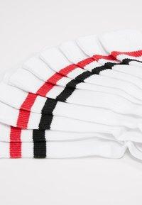 YOURTURN - 5 PACK - Socks - white - 2