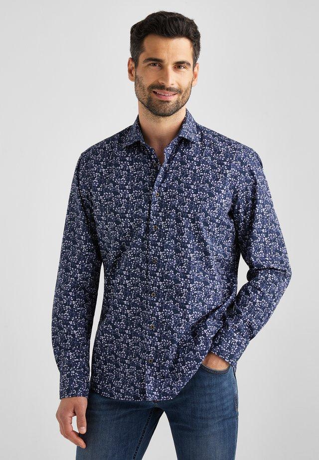 KEITH - Overhemd - estate blue