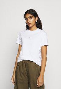 Holzweiler - SUZANA TEE - Basic T-shirt - white - 0