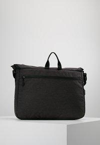 Bugatti - MESSENGER BAG - Across body bag - schwarz/grau - 2