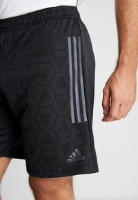 adidas Performance - TAN - Sports shorts - black - 4