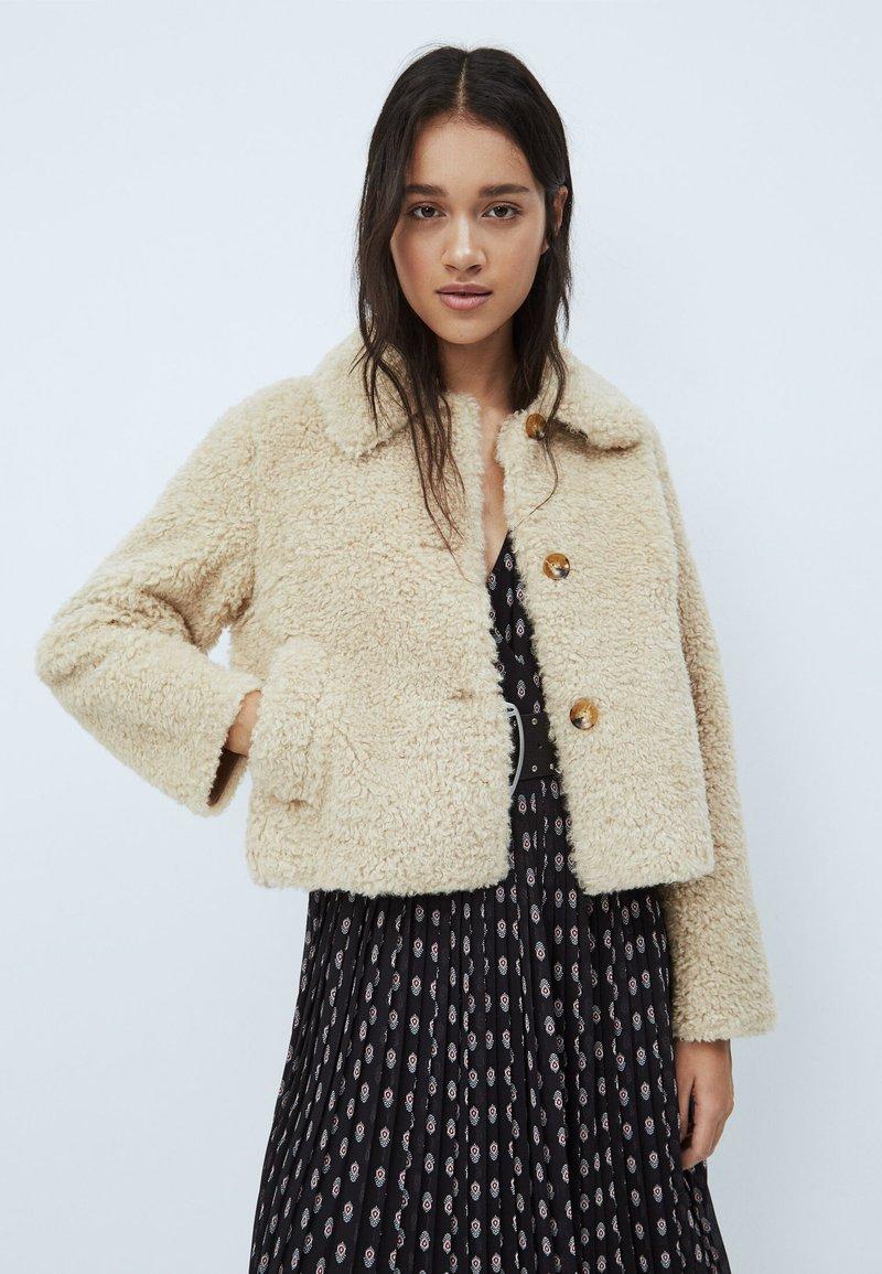 Pepe Jeans - MINA - Winter jacket - mousse