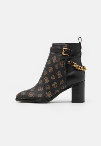 KALILI - Classic ankle boots - brown
