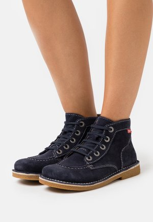 LEGEND I KNEW - Ankle boots - marine