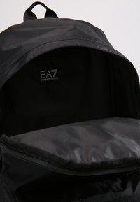 EA7 Emporio Armani - TRAIN PRIME BACKPACK  - Rucksack - nero - 4