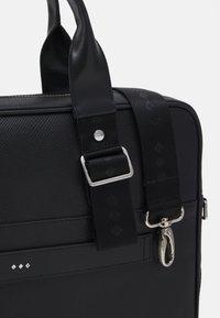 Royal RepubliQ - DIVER DAY BAG - Laptop bag - black - 3