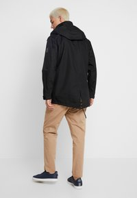 Makia - FISHTAIL JACKET - Parka - black - 2