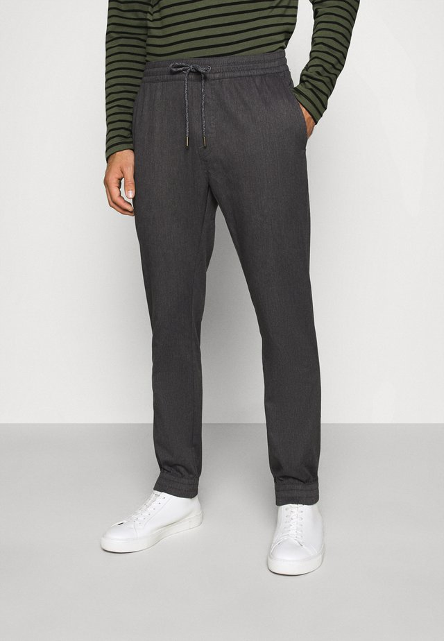 FRICKIN SLIM FIT - Kalhoty - charcoal heather
