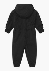 Mini Rodini - PICO BABY - Snowsuit - black - 1