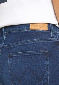 Wrangler - Skinny džíny - noble blue - 4