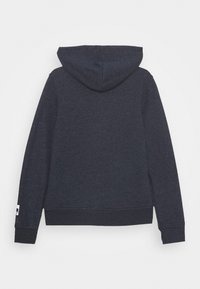 Abercrombie & Fitch - LOGO - Zip-up hoodie - navy - 1