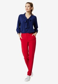 DreiMaster - Trousers - red - 1
