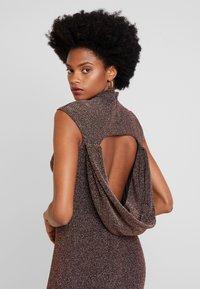 Jarlo - HART - Společenské šaty - bronze - 4
