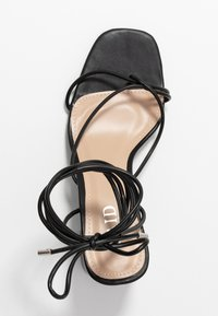RAID Wide Fit - WIDE FIT JENNIFER - Sandals - black - 3
